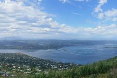 Ocean View Lodge - Beautiful views from Brenton Road off Knysna Lagoon