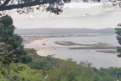 View from over Knysna - Brenton side